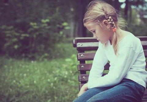 Cómo notar la depresión infantil